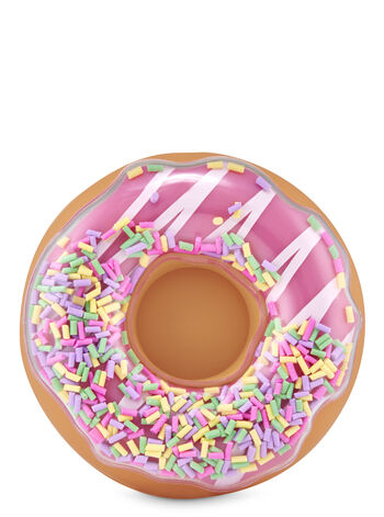 Donut with Sprinkles Visor Clip Car Fragrance Holder