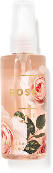 Rose Travel Size Fine Fragrance Mist