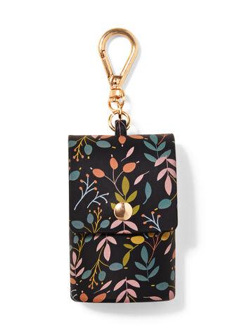 Floral Snap Case PocketBac Holder