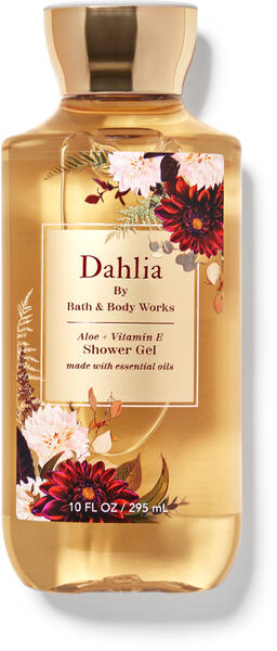 Dahlia Shower Gel