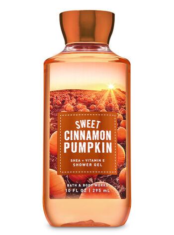 Sweet Cinnamon Pumpkin Shower Gel - Bath And Body Works