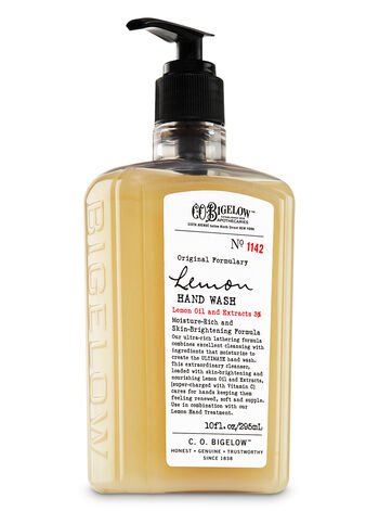 C.O. Bigelow Lemon Hand Wash - Bath And Body Works
