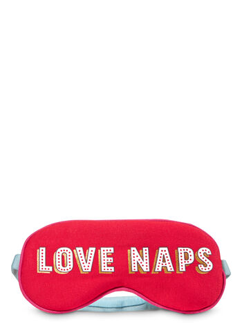 Love Naps Sleep Mask - Bath And Body Works