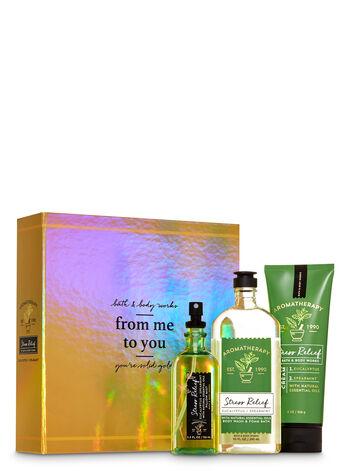 Eucalyptus Spearmint Gift Box Set - Bath And Body Works