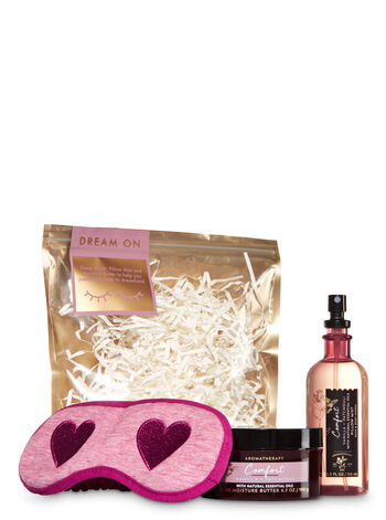 Comfort - Vanilla & Patchouli Dream On Gift Set - Bath And Body Works