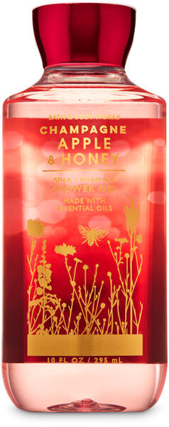 Champagne Apple & Honey Shower Gel
