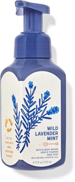 Wild Lavender Mint Gentle Foaming Hand Soap