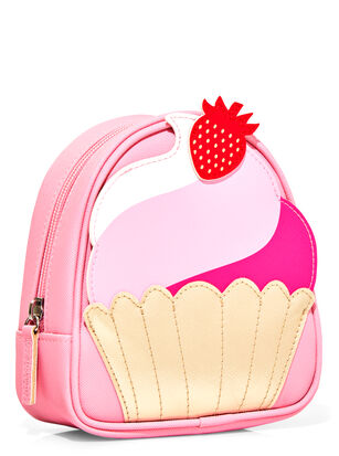 Cupcake Cosmetic Bag