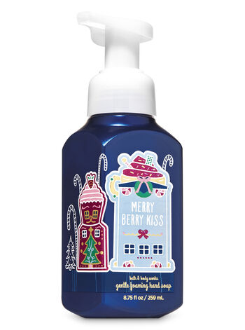 Merry Berry Kiss Gentle Foaming Hand Soap - Bath And Body Works