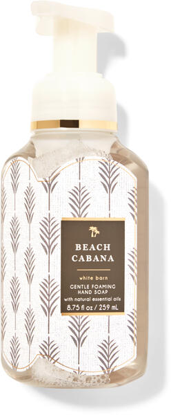Beach Cabana Gentle Foaming Hand Soap
