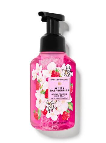 White Raspberries Gentle Foaming Hand Soap