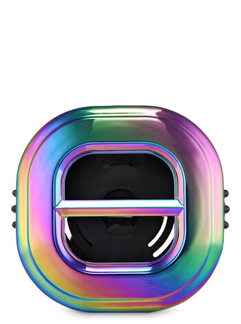 Iridescent Vent Clip Car Fragrance Holder