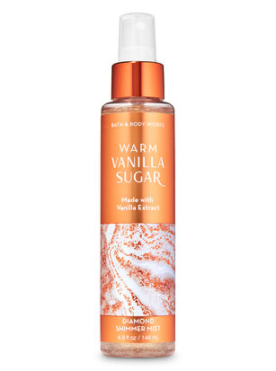 Warm Vanilla Sugar Diamond Shimmer Mist