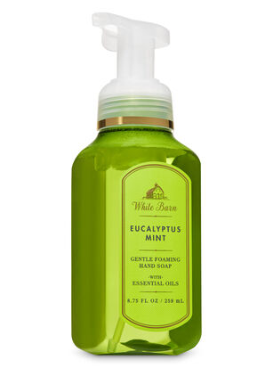 Eucalyptus Mint Gentle Foaming Hand Soap