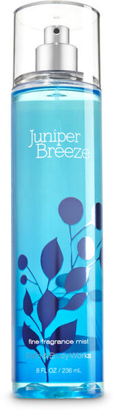 Juniper Breeze Fine Fragrance Mist