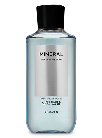 Mineral 2-in-1 Hair + Body Wash - Bath And Body Works