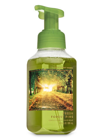 Fresh Forest Pine Gentle Foaming Hand Soap - Bath And Body Works