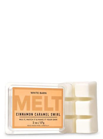 Cinnamon Caramel Swirl Fragrance Melt - Bath And Body Works
