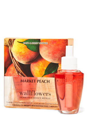 Market Peach Wallflowers Refills 2-Pack