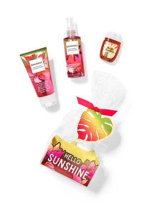 Bahamas Passionfruit & Banana Flower Mini Gift Set