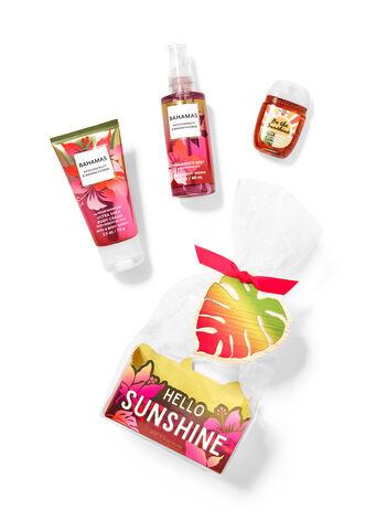 Bahamas Passionfruit & Banana Flower Mini Gift Set