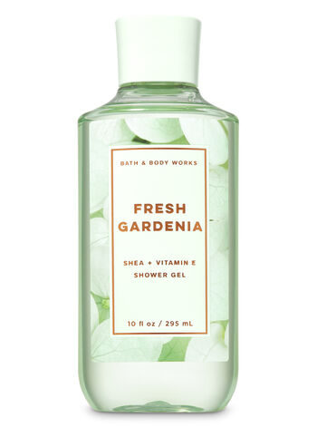 Fresh Gardenia Shower Gel - Bath And Body Works