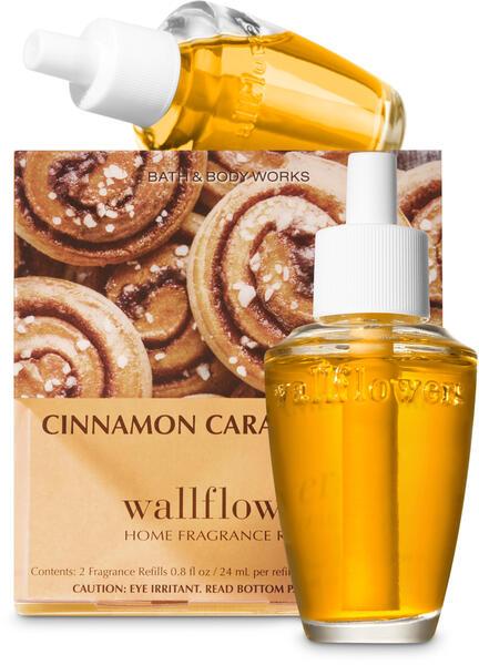 Cinnamon Caramel Swirl Wallflowers Refills, 2-Pack