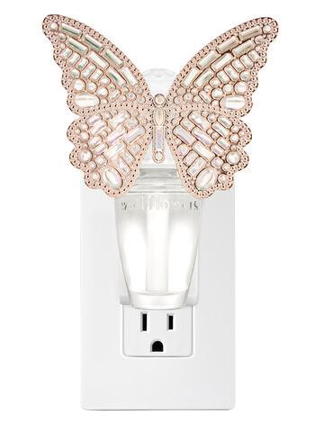 Gem Butterfly Nightlight Wallflowers Fragrance Plug