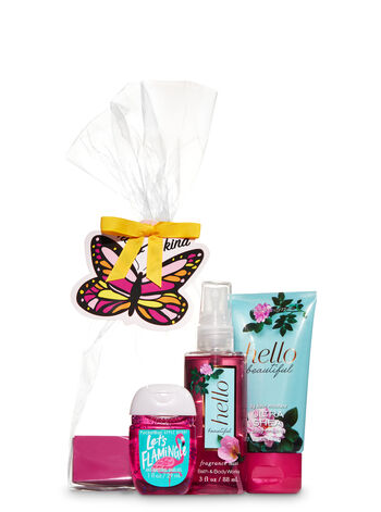Hello Beautiful One of a Kind Gift Set