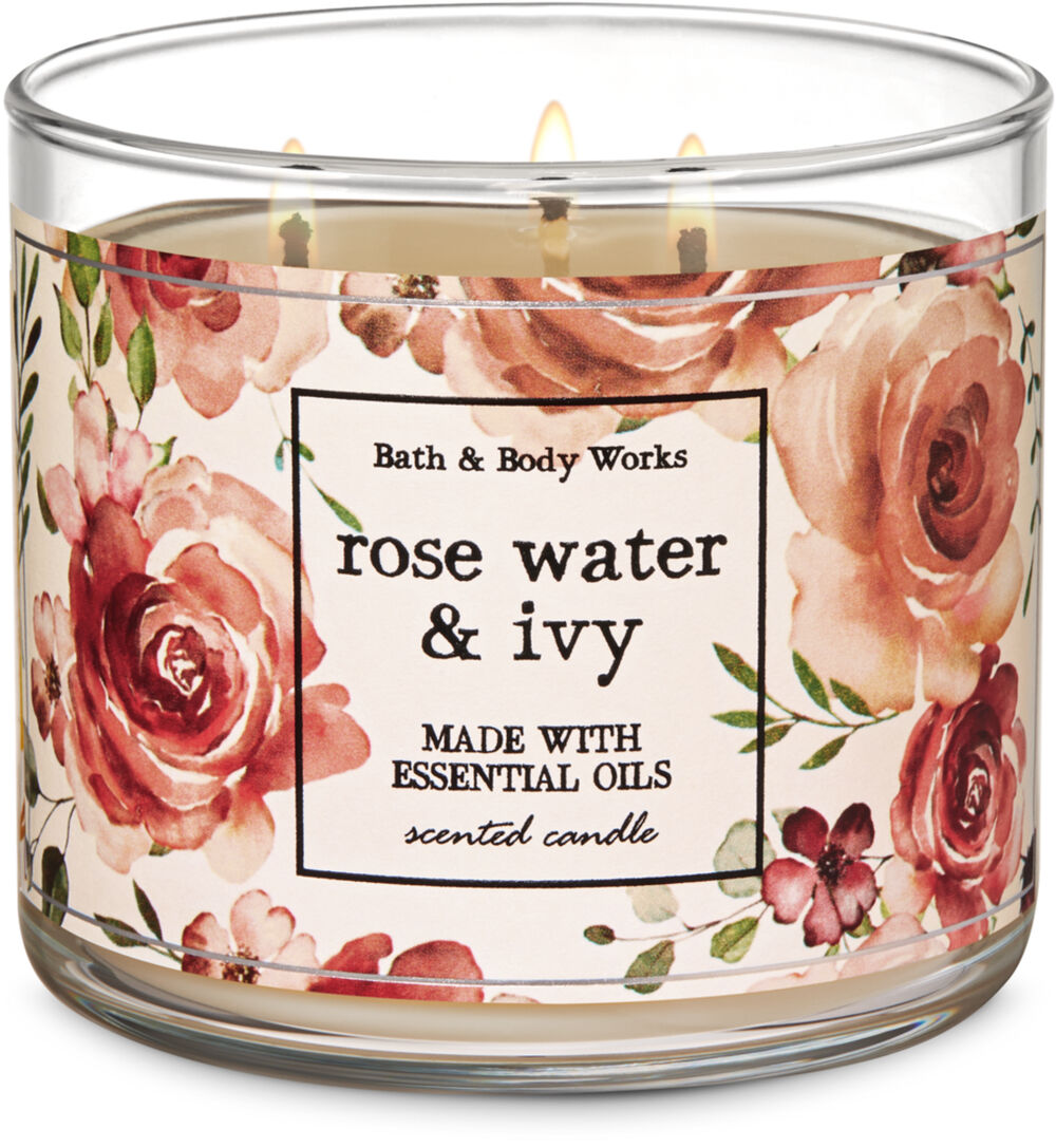 Bath and Body Works New for 2018 Peppercorn Scented 3 Wick Candle 14.5 Oz Made W Essential Oils