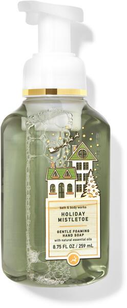 Holiday Mistletoe Gentle Foaming Hand Soap