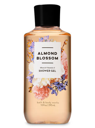 Almond Blossom Shower Gel