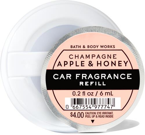 Champagne Apple & Honey Car Fragrance Refill