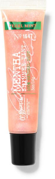 Pearl Mint Mentha Shimmer Lip Tint