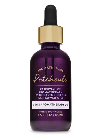 Aromatherapy Patchouli 3-in-1 Aromatherapy Essential Oil - Bath And Body Works
