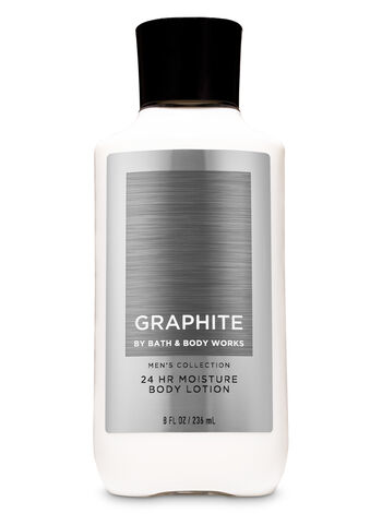 Graphite Body Lotion - Bath And Body Works