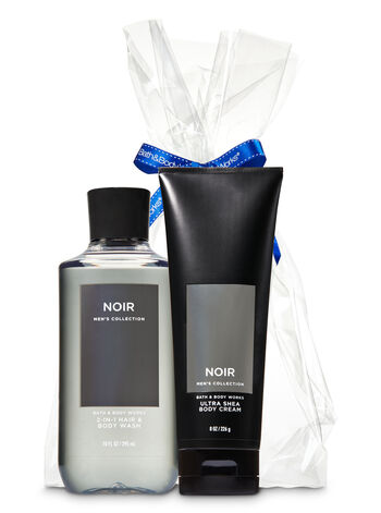 Noir Gift Kit - Bath And Body Works