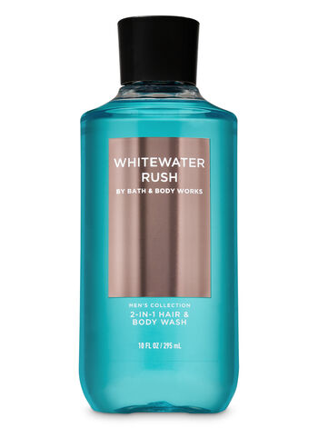 Whitewater Rush 2-in-1 Hair + Body Wash - Bath And Body Works
