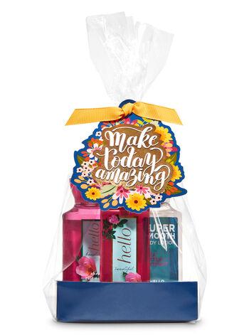Hello Beautiful Make Today Amazing Mini Gift Set