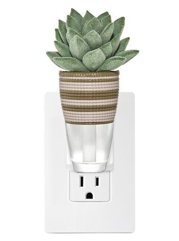 Succulent Basket Wallflowers Fragrance Plug