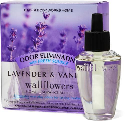 Lavender Vanilla Wallflowers Refills 2-Pack