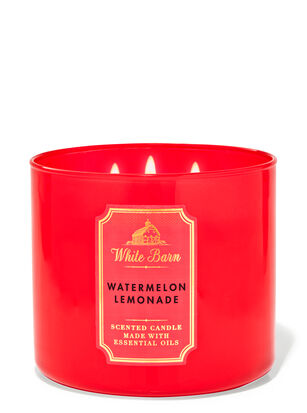 Watermelon Lemonade 3-Wick Candle