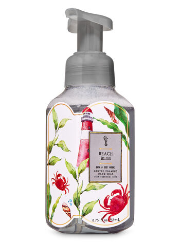 Beach Bliss Gentle Foaming Hand Soap - Bath And Body Works