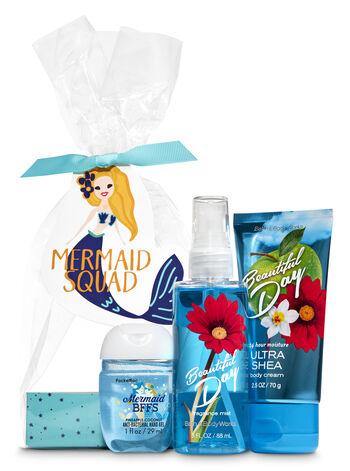 Mermaid Squad Mini Gift Set - Bath And Body Works