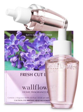 Fresh Cut Lilacs Wallflowers Refills 2-Pack - Bath And Body Works