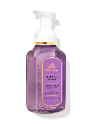 Fresh Cut Lilacs Gentle Foaming Hand Soap