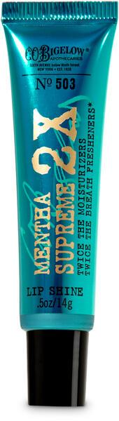 Mentha Supreme 2X Lip Shine