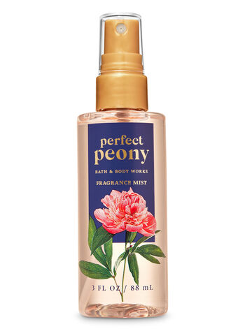Perfect Peony Travel Size Fine Fragrance Mist - Bath And Body Works