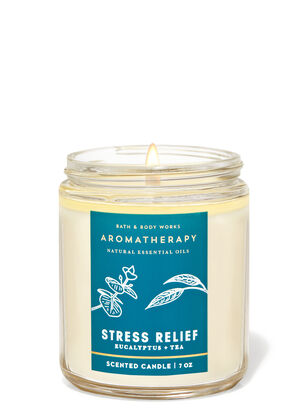 Eucalyptus Tea Single Wick Candle