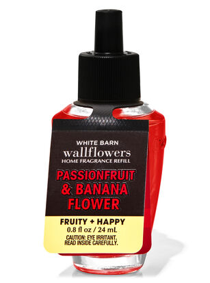 Passionfruit & Banana Flower Wallflowers Fragrance Refill